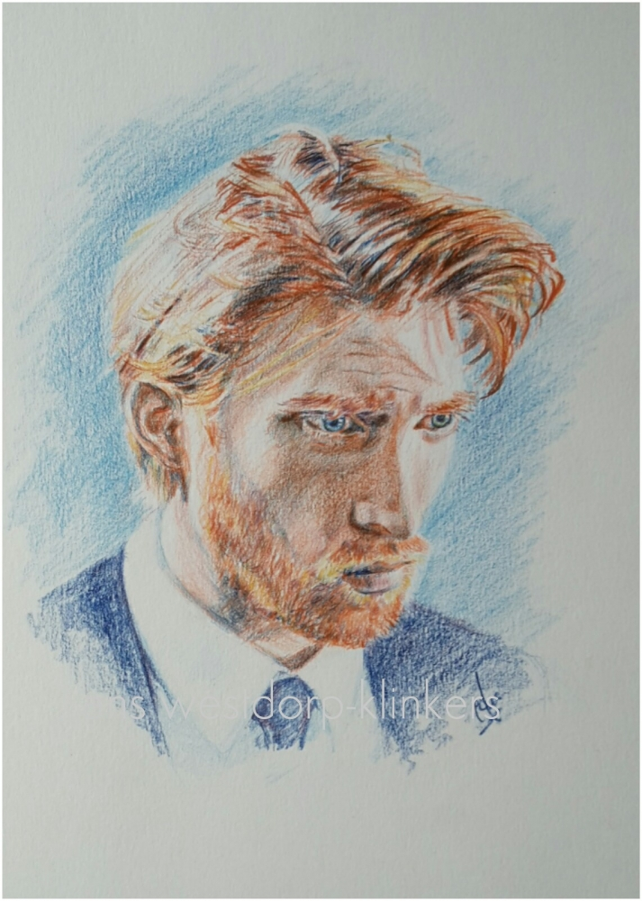 Domhnall Gleeson by Ans66